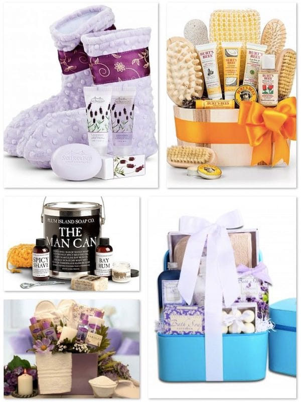 Pampering and Spa Realtor Closing Housewarming Gifts
