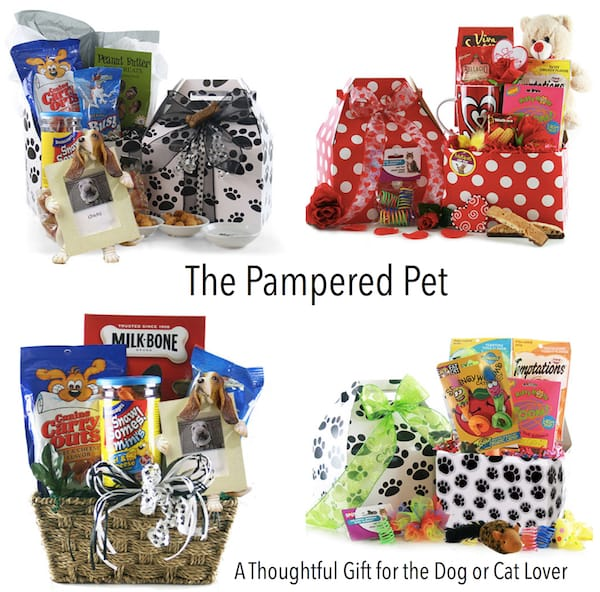 The Pampered Pet Realtor Closing Gift and Housewarming Gift