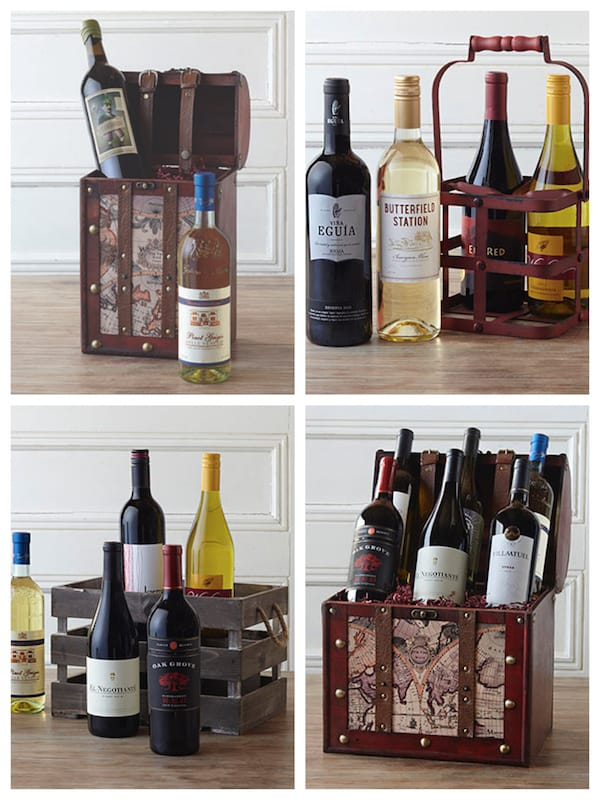Wine basket coupon code
