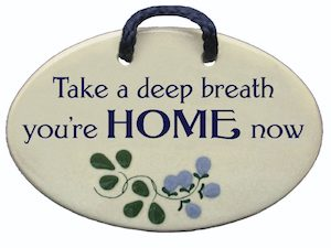 You are Home Now Realtor Housewarming Closing Gift
