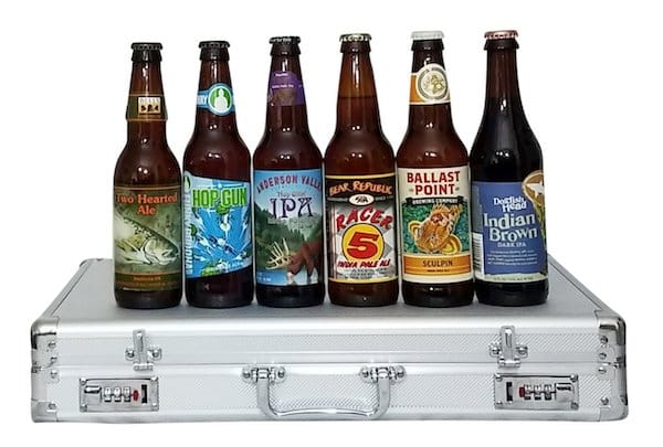 Beer Briefcases