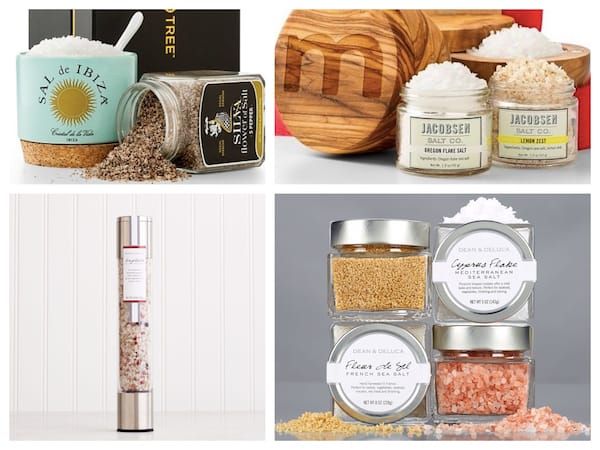 Fabulous & Meaningful Realtor Closing Gifts- Gourmet Salts