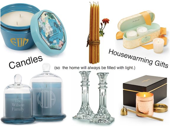 Fabulous & Meaningful Realtor Closing Gifts - Candles
