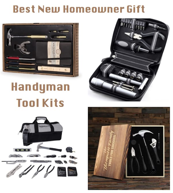 Best New Home Owner Gift Handyman Tool Kits