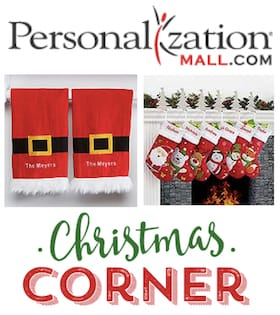 Personalization Mall Christmas Corner