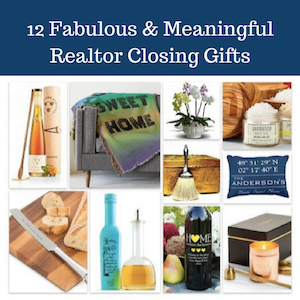 Meaningful Realtor Closing Gift Ideas