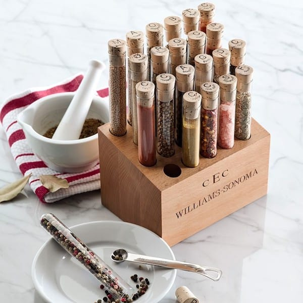 22 Vial Spice Block Set