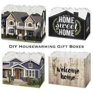 DIY Housewarming Gift Boxes