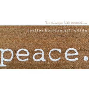 'Tis Always the Season Realtor Holiday Gift Guide